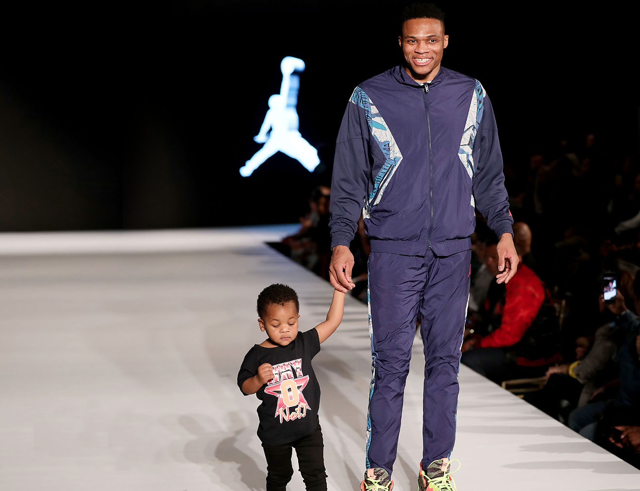 LITTLE STARS LEAVE BIG IMPRESSION ON NBA ALL-STAR WEEKEND